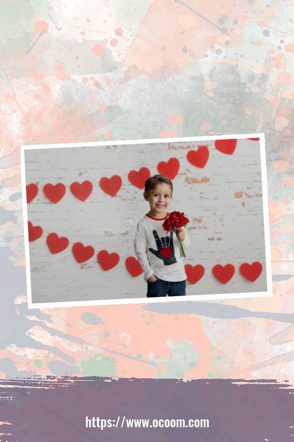 55 Lovely Backdrop For Valentines Day Photo Booth 21