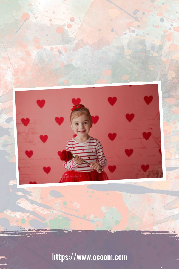 55 Lovely Backdrop For Valentines Day Photo Booth 24