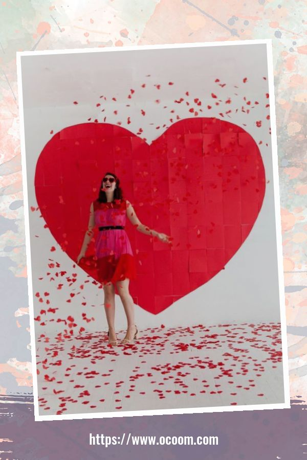 55 Lovely Backdrop For Valentines Day Photo Booth 28