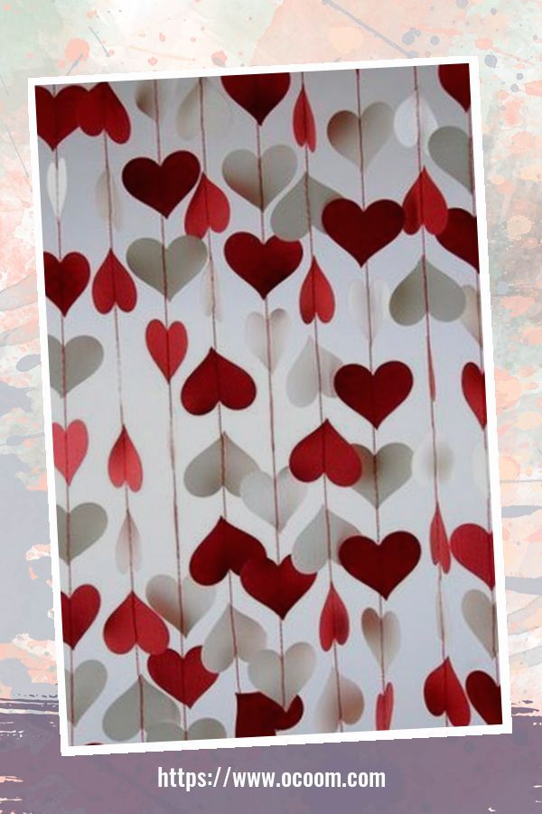 55 Lovely Backdrop For Valentines Day Photo Booth 30
