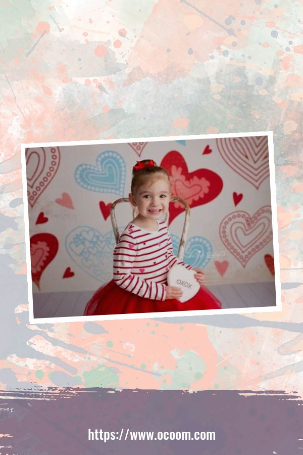 55 Lovely Backdrop For Valentines Day Photo Booth 36