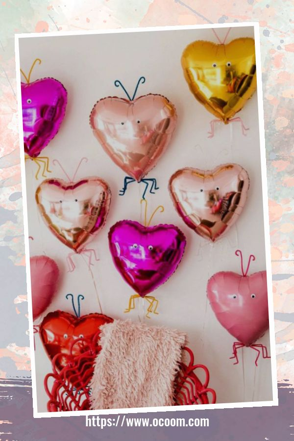 55 Lovely Backdrop For Valentines Day Photo Booth 37