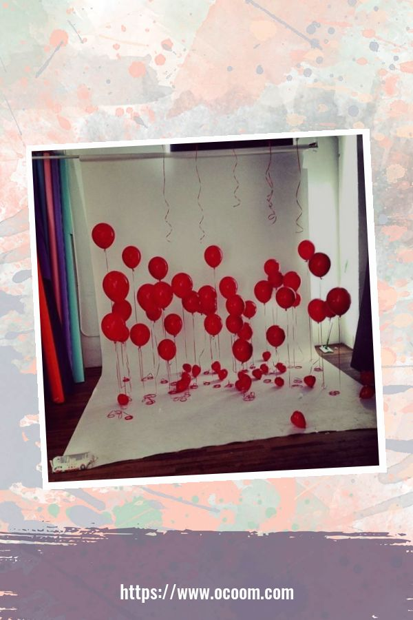 55 Lovely Backdrop For Valentines Day Photo Booth 52