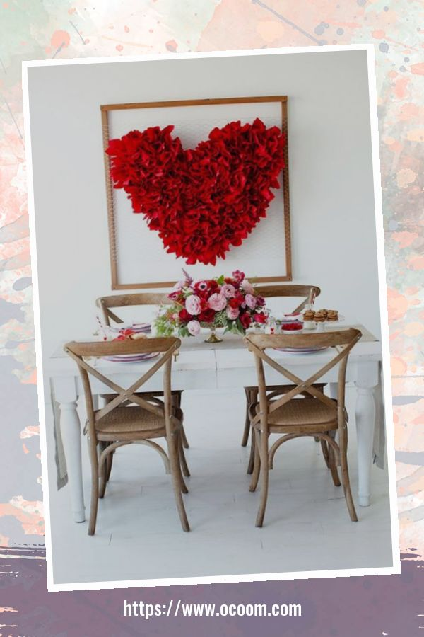 55 Lovely Backdrop For Valentines Day Photo Booth 7