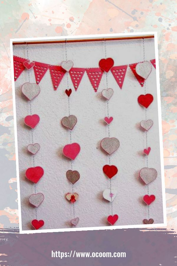 55 Lovely Backdrop For Valentines Day Photo Booth 8