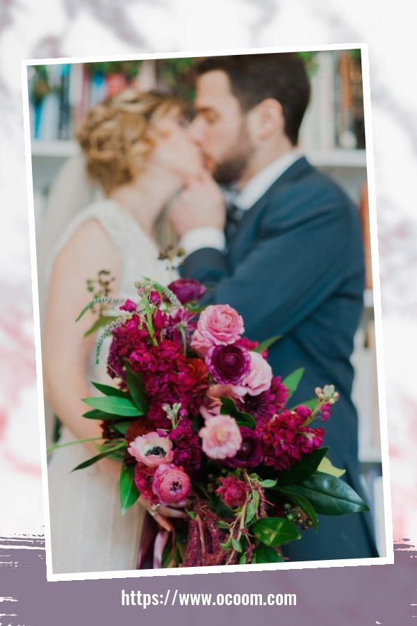 56 Romantic Valentines Day Wedding Inspiration Ideas 54