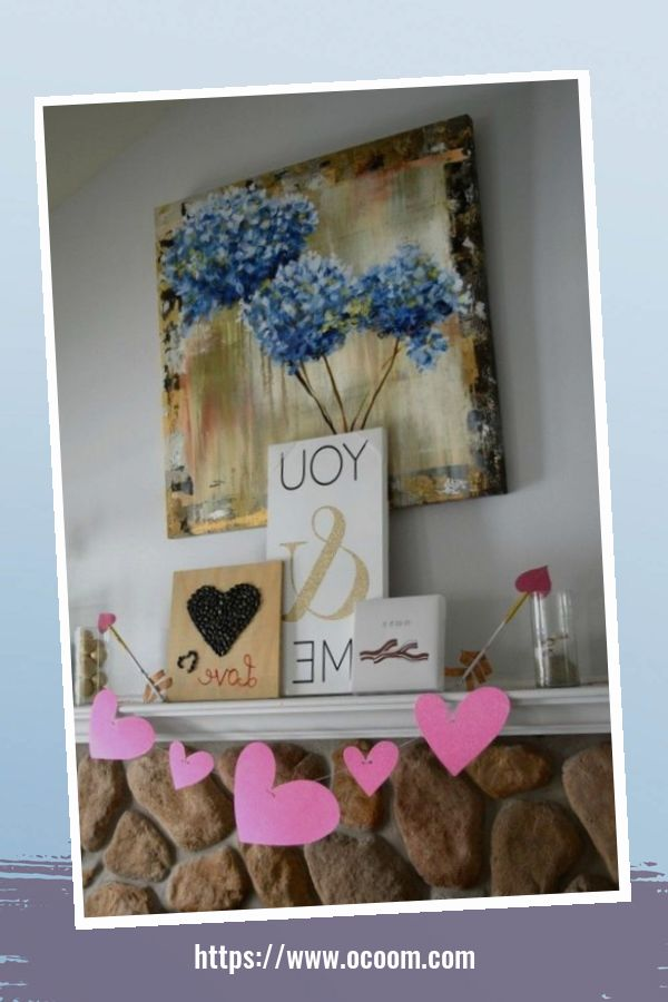 60 Romantic Home Decoration Ideas For Your Valentines Day 24
