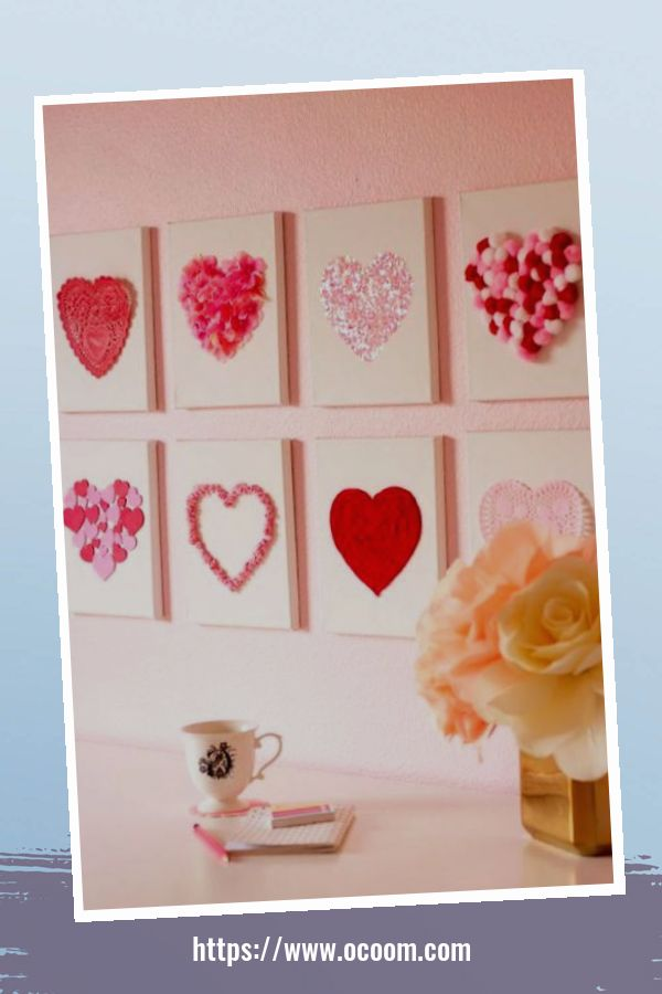 60 Romantic Home Decoration Ideas For Your Valentines Day 33