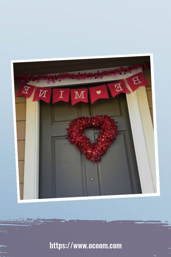 60 Romantic Home Decoration Ideas For Your Valentines Day 38