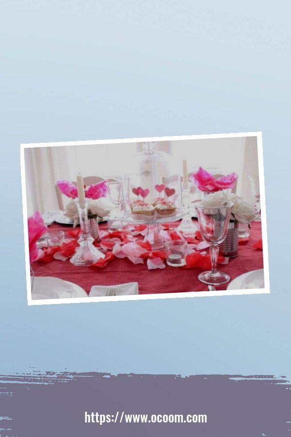 60 Romantic Home Decoration Ideas For Your Valentines Day 8