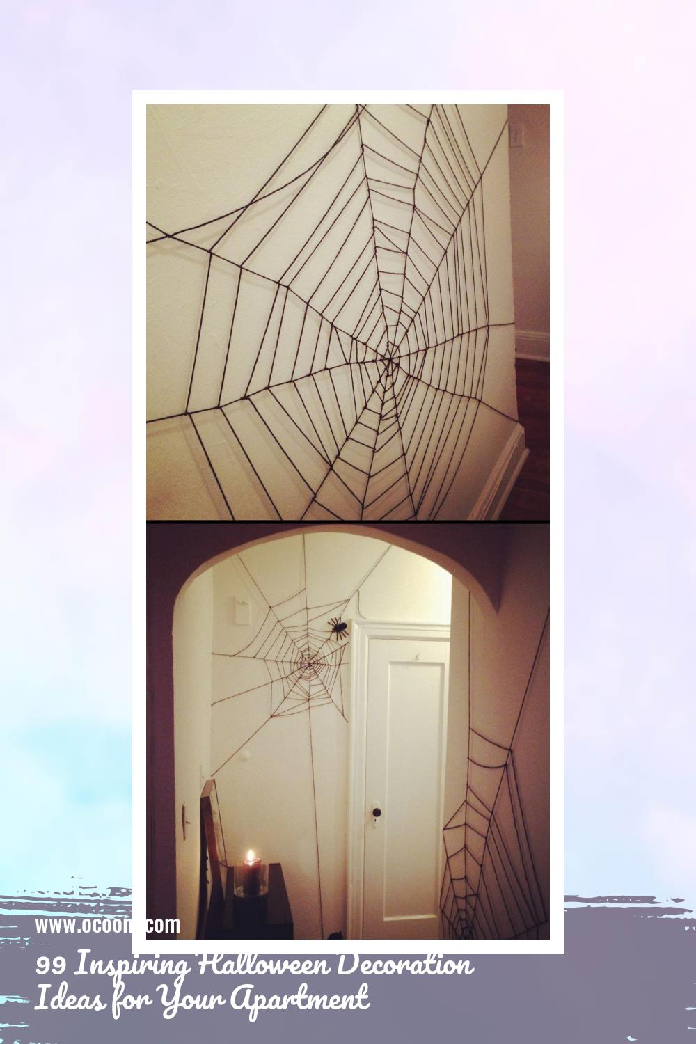 99 Inspiring Halloween Decoration Ideas for Your Apartment 26
