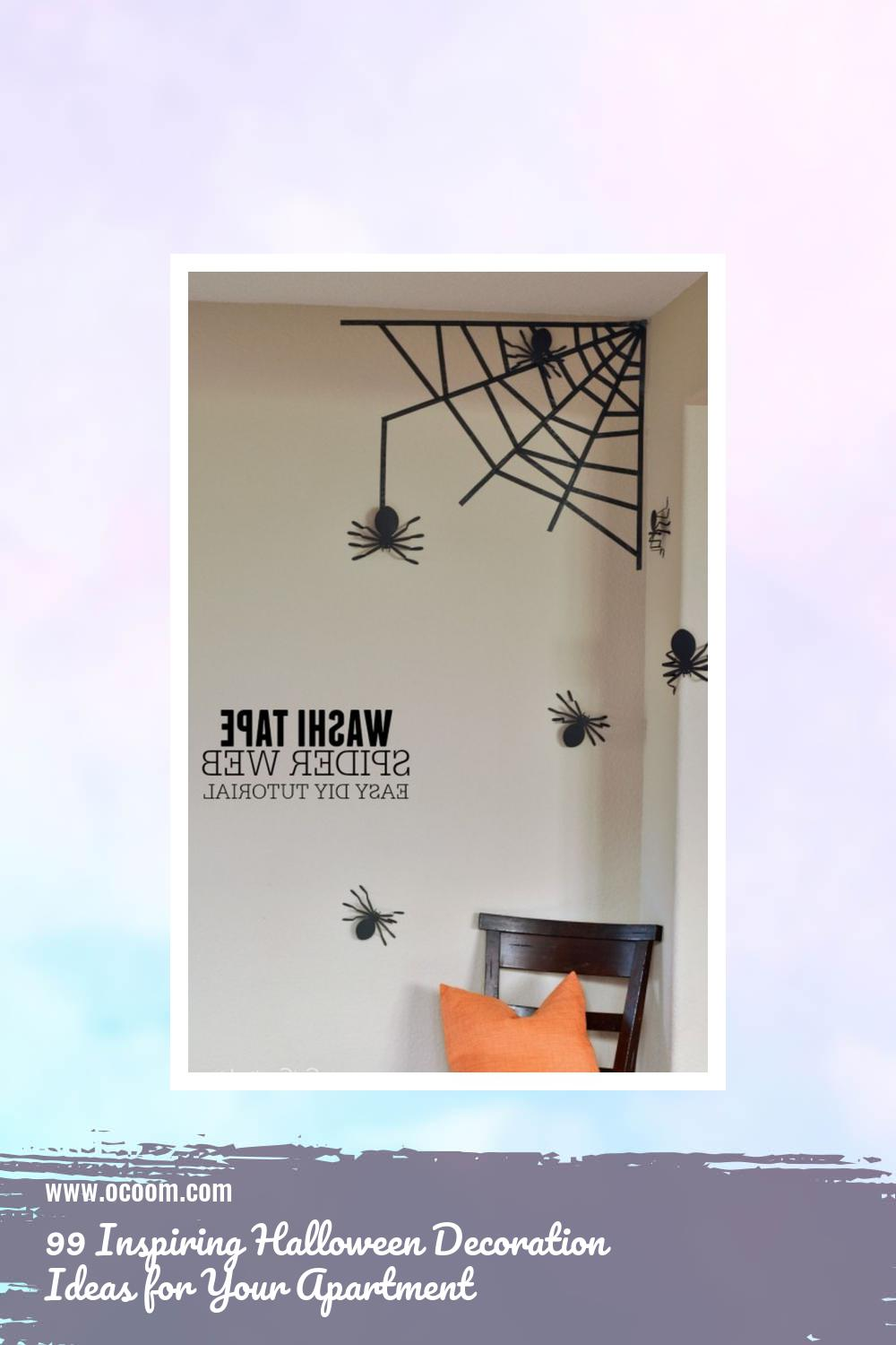 99 Inspiring Halloween Decoration Ideas for Your Apartment 32