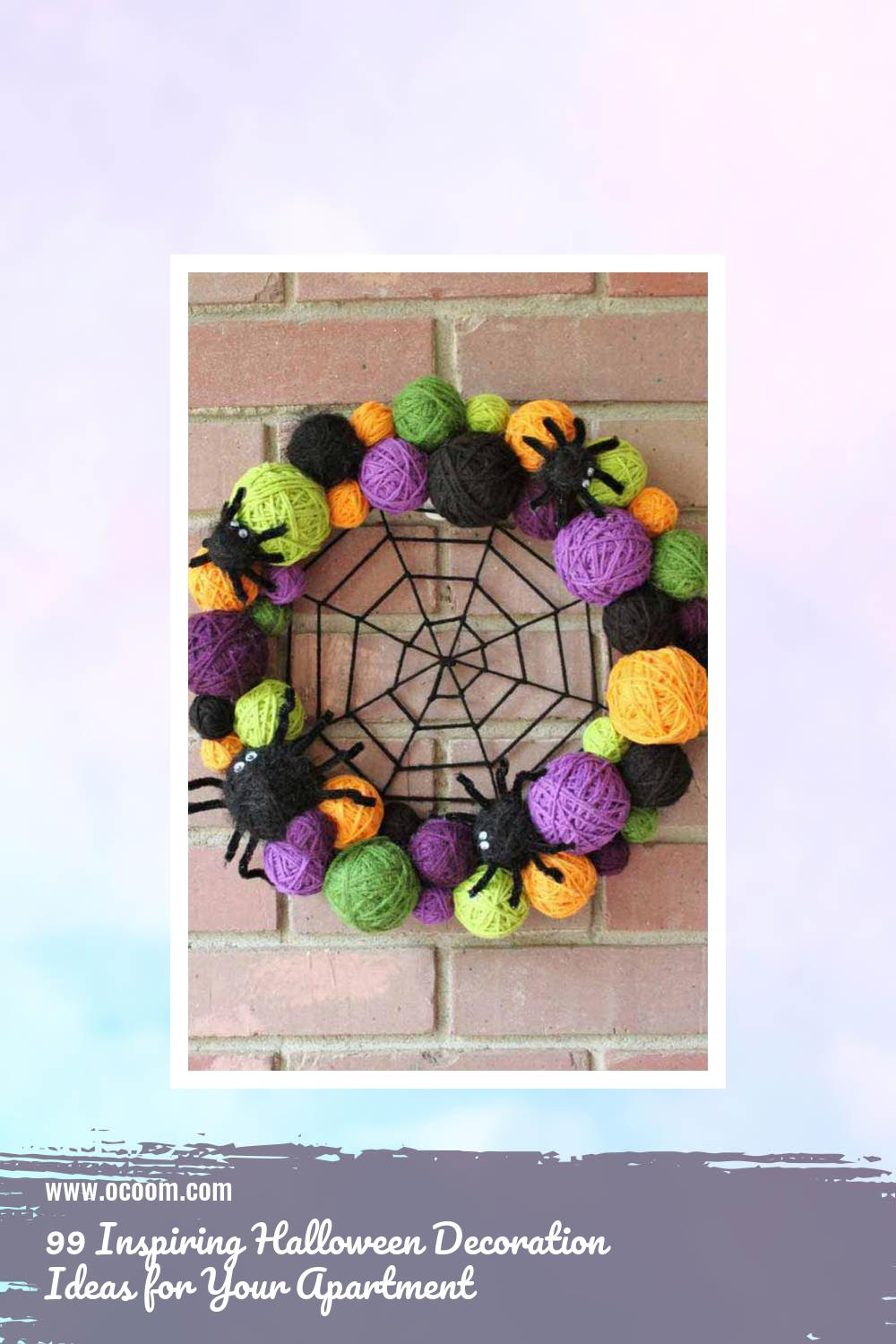 99 Inspiring Halloween Decoration Ideas for Your Apartment 36