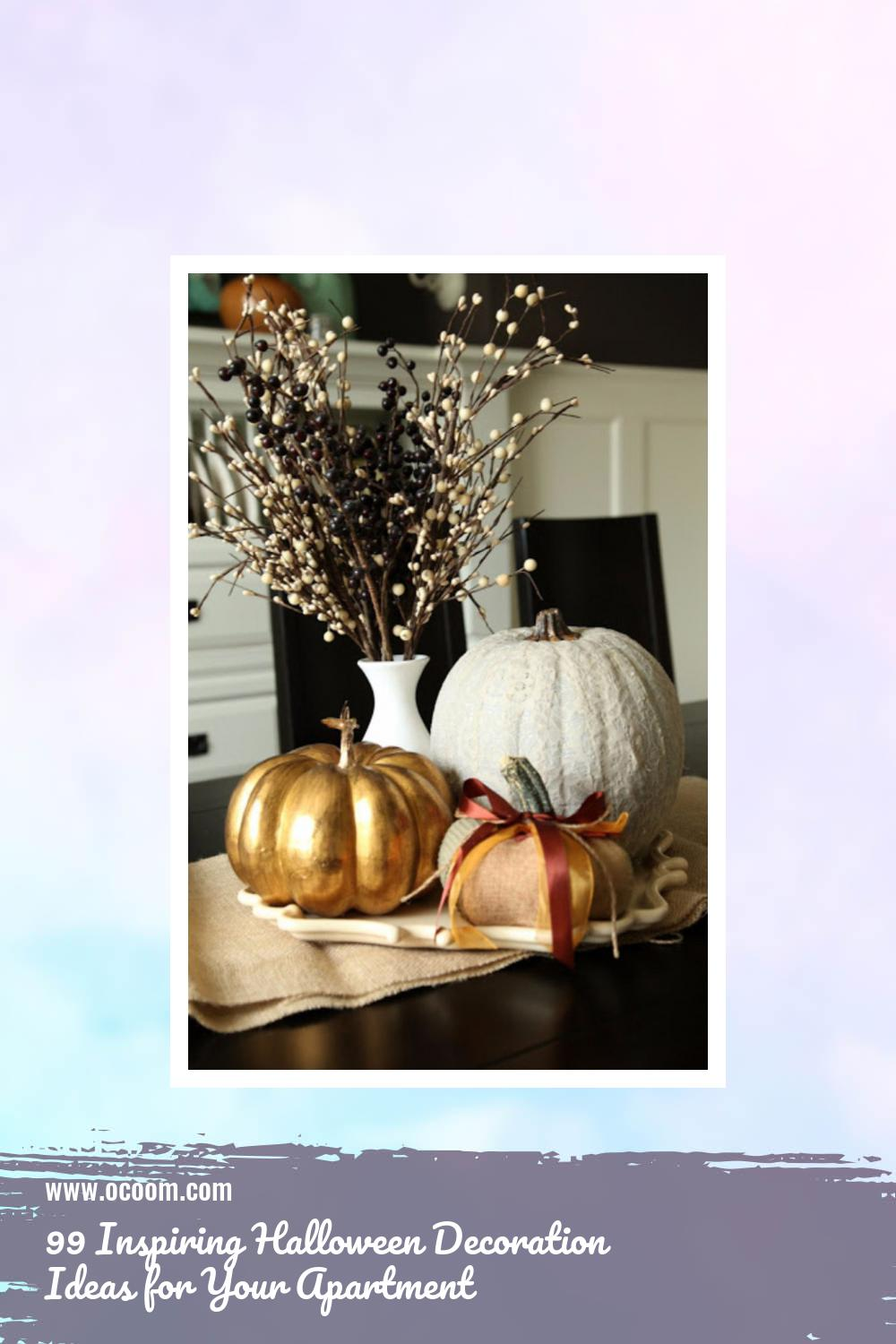 99 Inspiring Halloween Decoration Ideas for Your Apartment 42