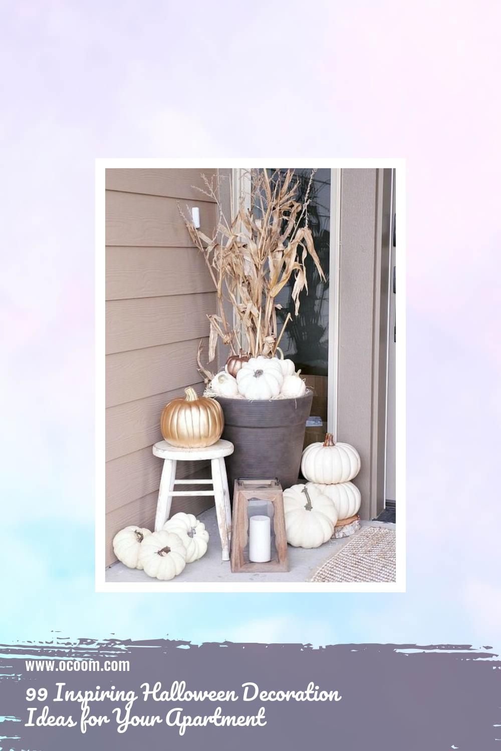 99 Inspiring Halloween Decoration Ideas for Your Apartment 43