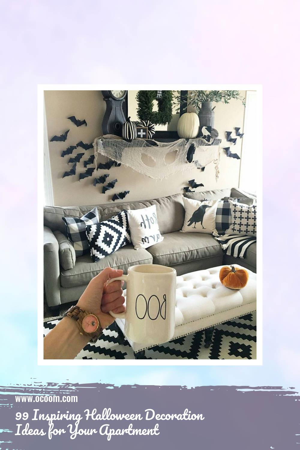 99 Inspiring Halloween Decoration Ideas for Your Apartment 46