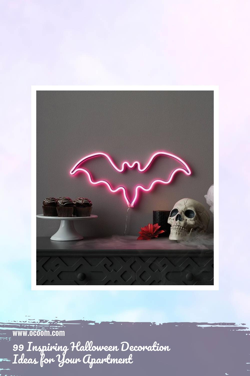 99 Inspiring Halloween Decoration Ideas for Your Apartment 49