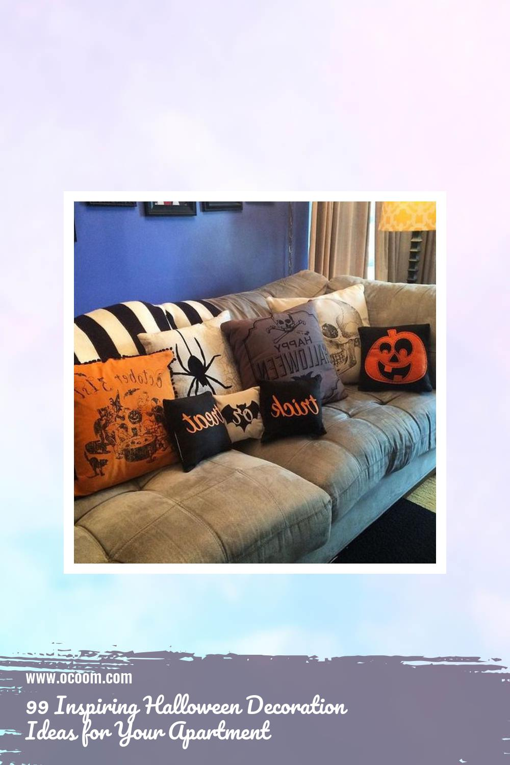 99 Inspiring Halloween Decoration Ideas for Your Apartment 5