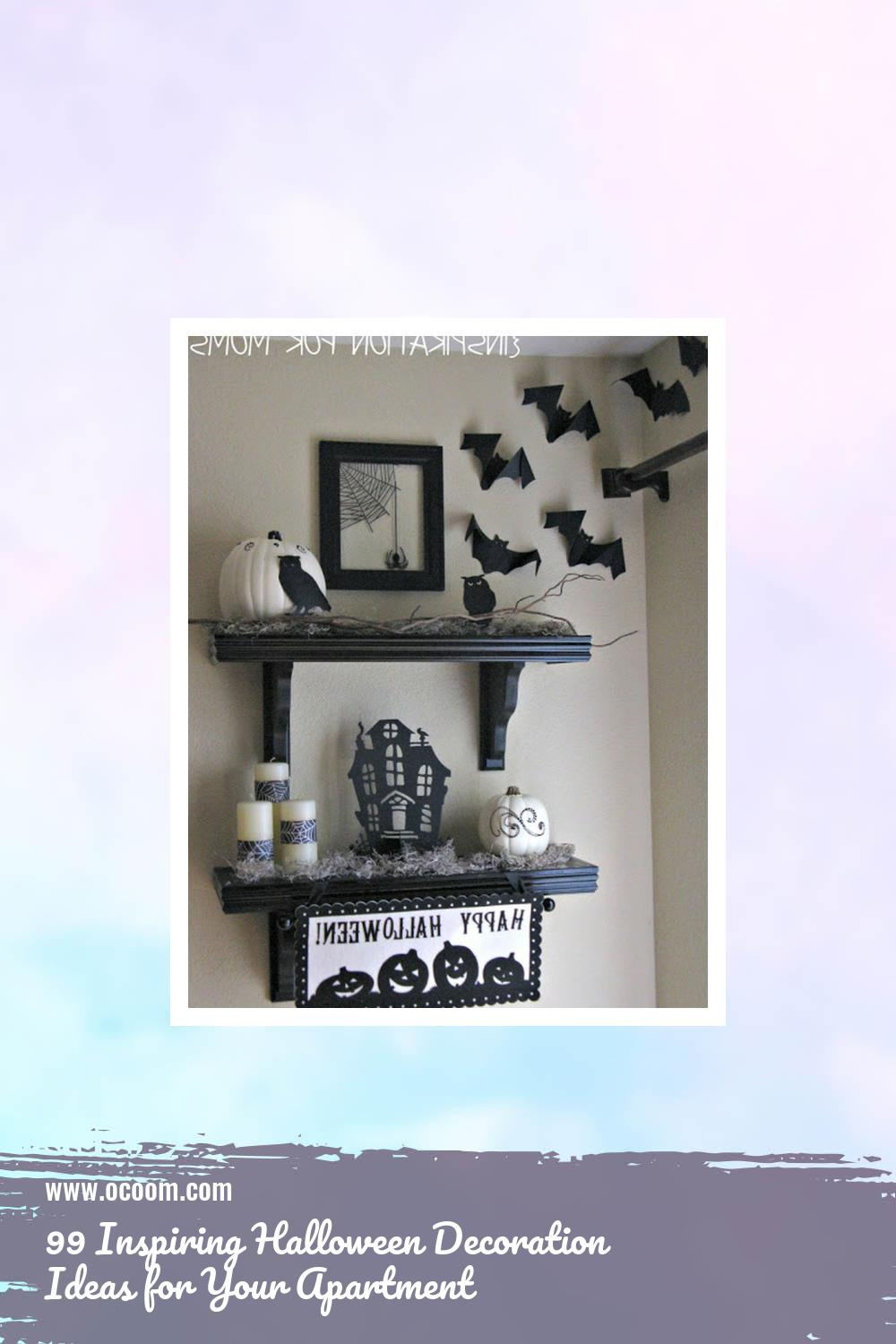 99 Inspiring Halloween Decoration Ideas for Your Apartment 53