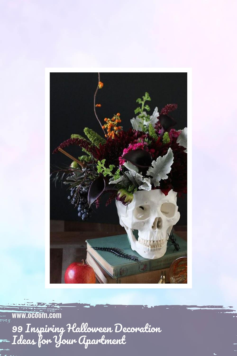 99 Inspiring Halloween Decoration Ideas for Your Apartment 56