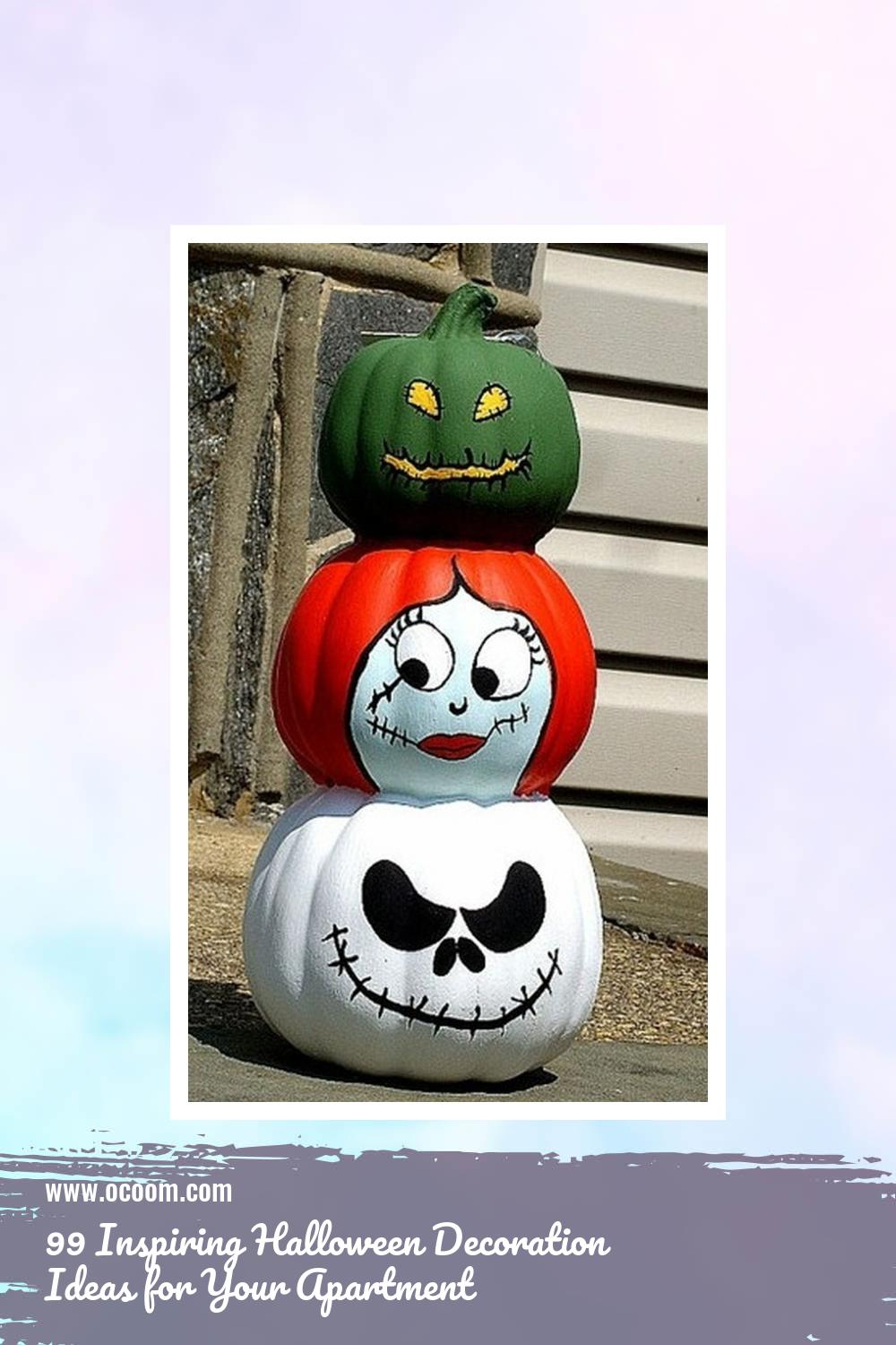 99 Inspiring Halloween Decoration Ideas for Your Apartment 6