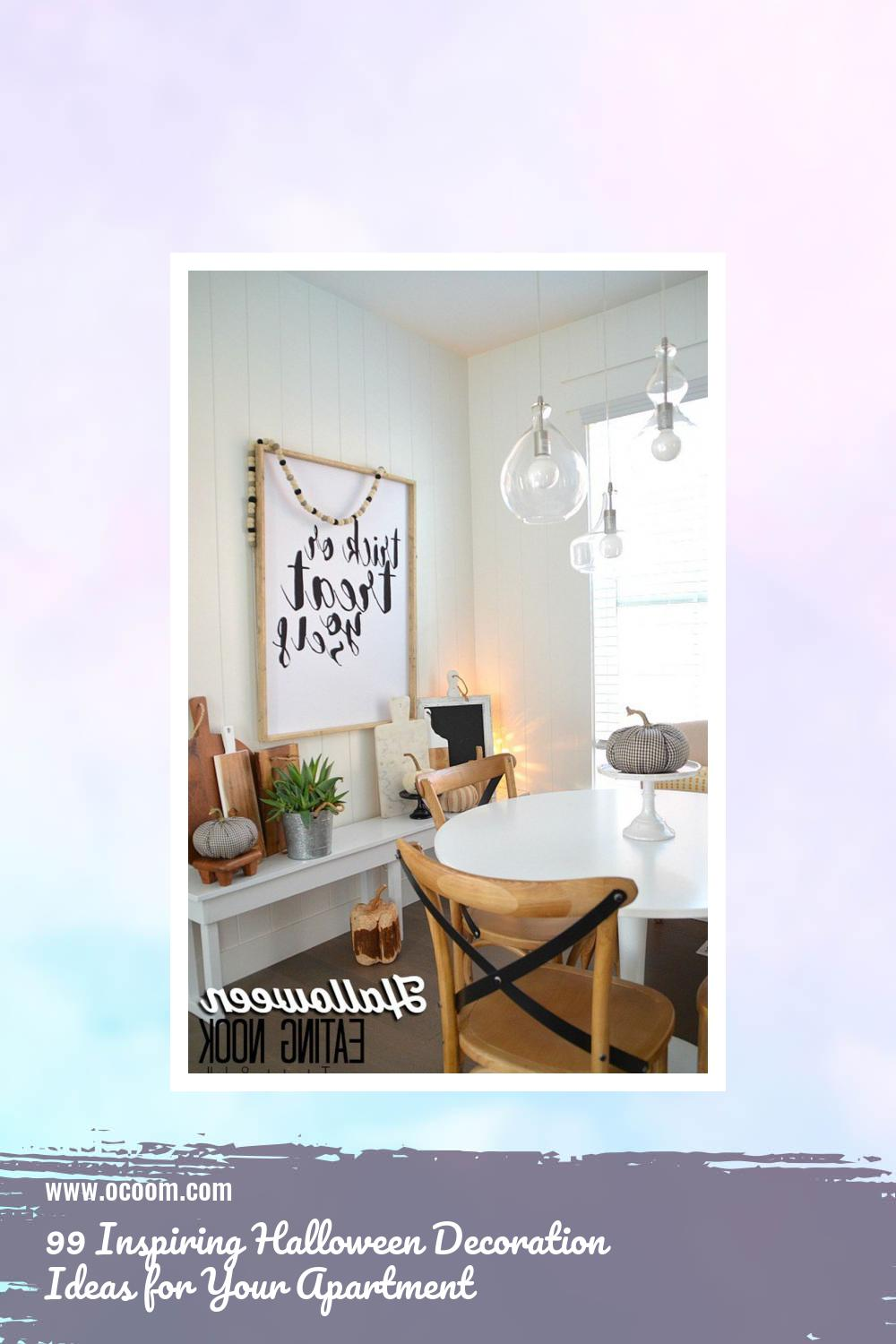 99 Inspiring Halloween Decoration Ideas for Your Apartment 60