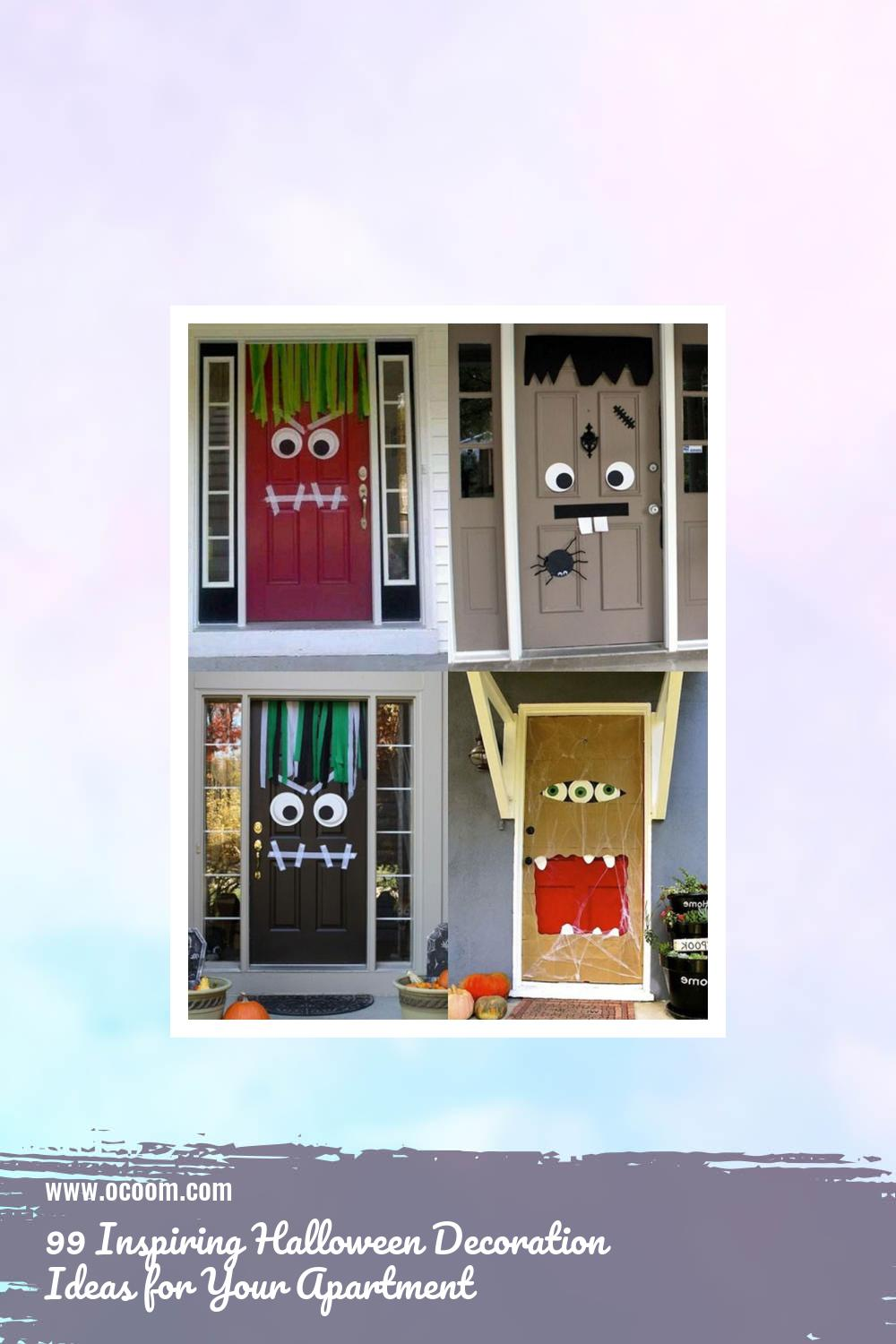 99 Inspiring Halloween Decoration Ideas for Your Apartment 64
